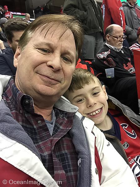 20190211 Washington, DC - Caps vs. Kings Hockey Game