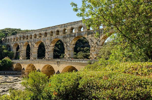 Day 5 - Marseille (Le Pont Du Guard, Avignon) France