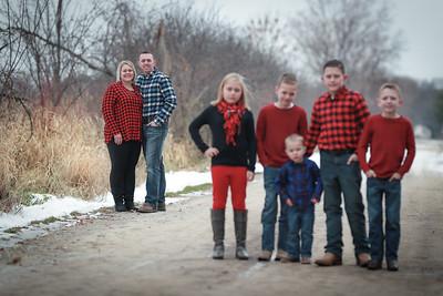 Katie White Family