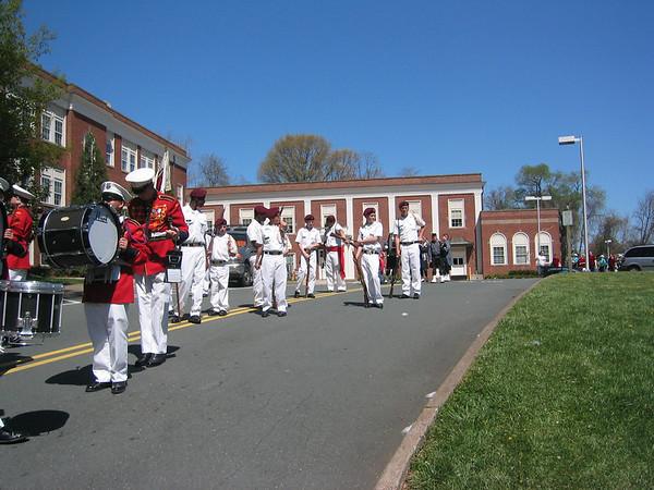 Dillard Guard: Dogwood Parade in Charlottesville, VA