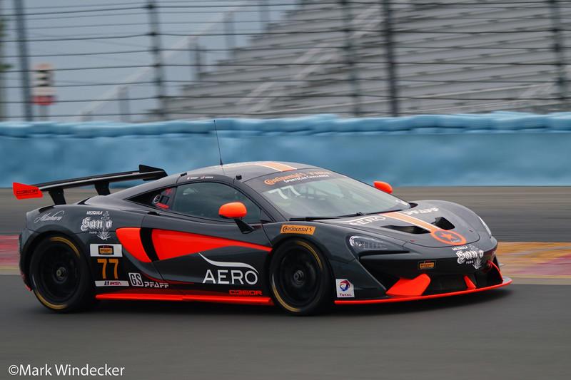 2nd GS Mathew Keegan / Nico Rondet C360R McLaren GT4