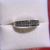1.00ctw Half-eternity Baguette Ring 16