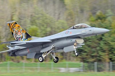Bernt Balchen Airshow