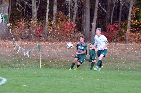 Varsity Soccer vs. High Mowing School