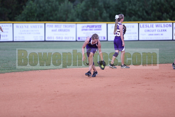 2013 SP softball - Purvis vs N. Pike (JV & Varsity)