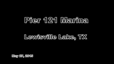 Pier 121 Marina Flooding
