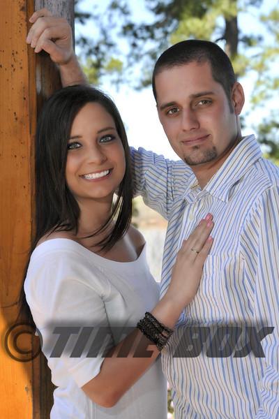 Emily & Marc Engagement 2010
