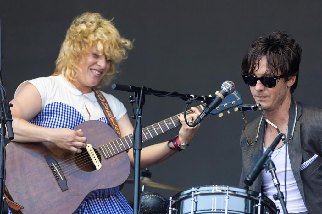 . Shovels & Rope at Lollapalooza