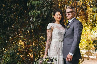 ARIELLE + MITCH | MARRIED
