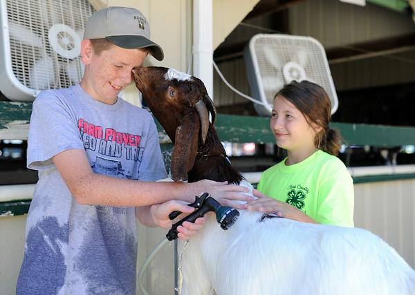 2014 Floyd and Clark County 4-H fairs
