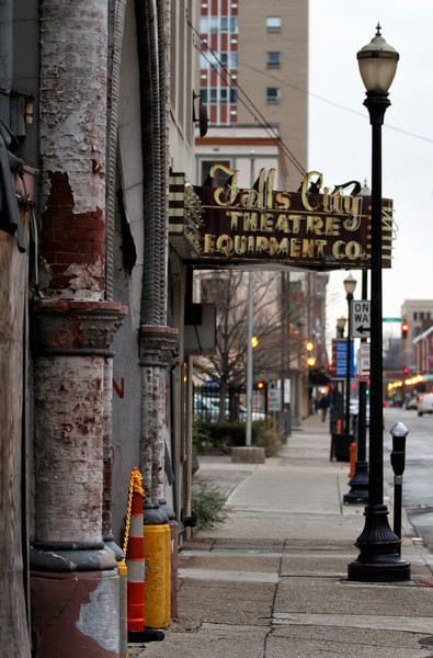 Falls City Theatre Equip