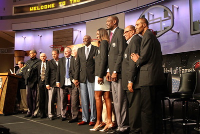 2015 Naismith Hall of Fame