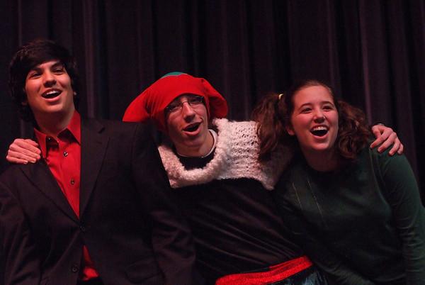 Bishop Ireton Christmas Show 2008