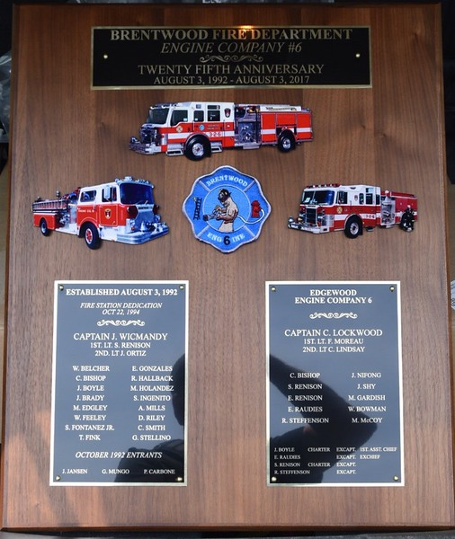 8.05.17 - Brentwood Engine Company # 6
