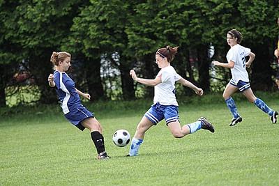 U14 Girls Derby vs Rutland