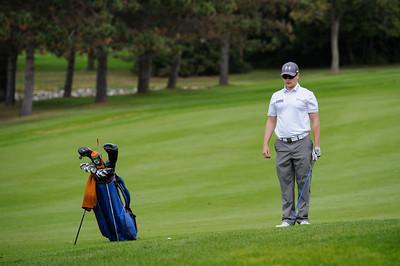 2015 10 04 Macalester Golf at MIAC Tournament