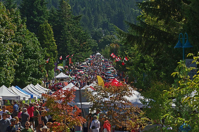 Sechelt Show and Shine 9 August 2014