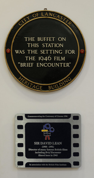 Carnforth Station visitor centre, 2012