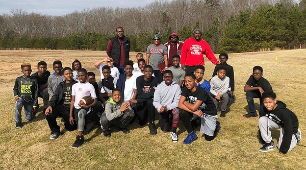2018 Kappa Knight Football Camp Enrichment