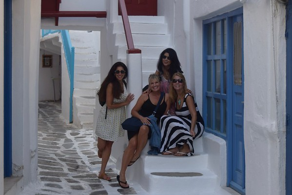 Day 04 - July 9, 2018 - Athens to Mykonos