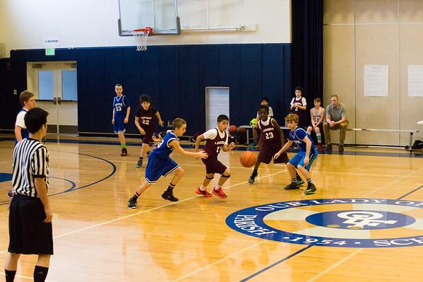 OLF 6th Grade Boys Hoops 2016