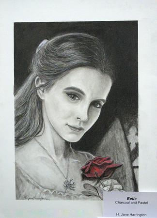 The Artwork of H. Jane Harrington