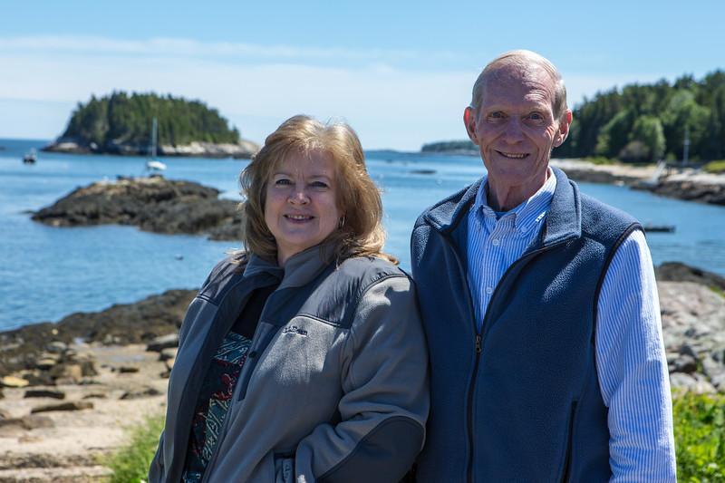 80th Birthday Judy and David