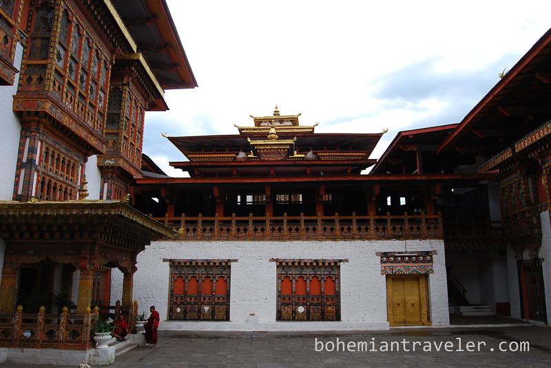 inside Punakha Dzong Fortress Bhutan (2).jpg