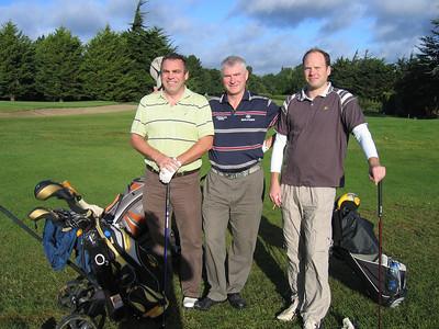 Golf Classic 2010 Teams