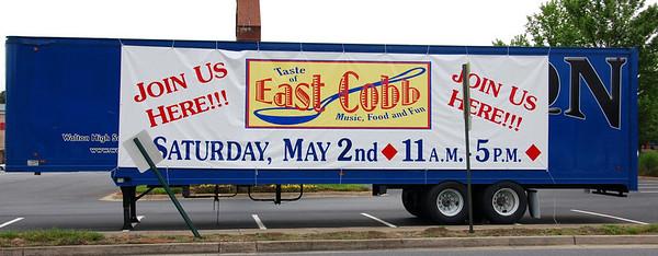 Taste Of East Cobb and Festival 2009