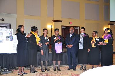 2010 Women's Retreat   Committee Members