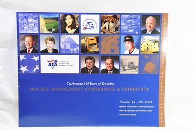 10-19 to 22-2003 ATA Convention @ San Antonio