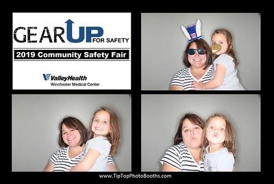 Valley Health Safety Fair 2019