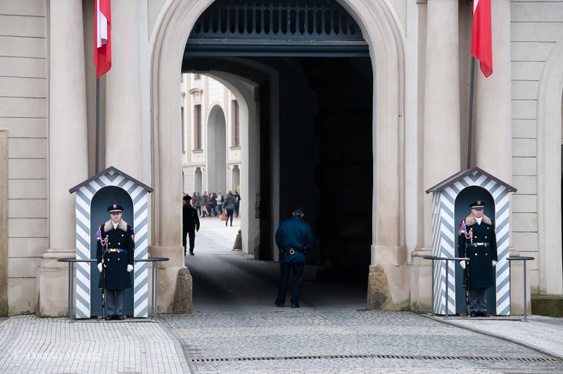 Prague Castle Guards