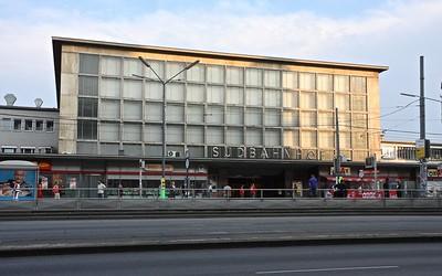 2008-06 Vienna Südbahnhof