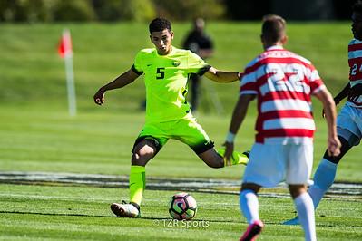 OU Men's Soccer vs. Dayton - 9/24/2016