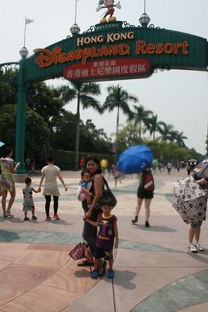 Day 4 - Hong Kong Disneyland