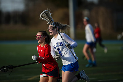 Middletown vs Portsmouth Lacrosse Girls 4.9.18