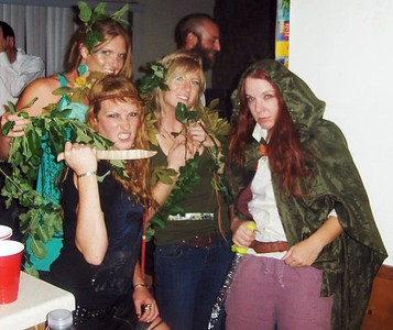 Andrea's Lord of the Rings Party