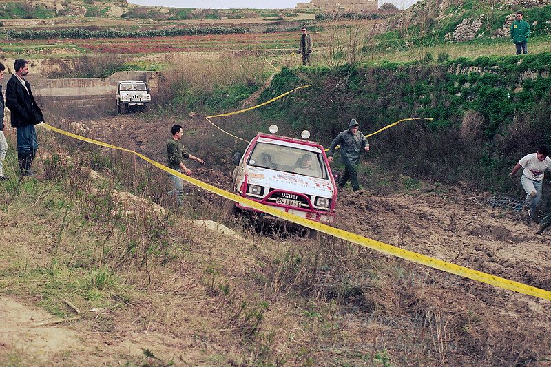 AWDC Event - Team Effort - Chadwick Lakes 1992