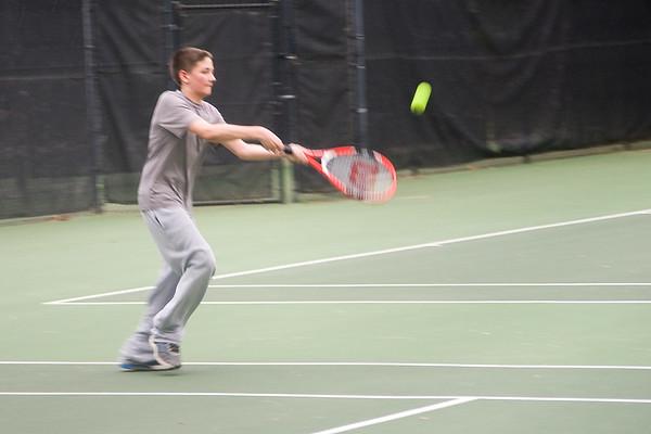 JV Tennis v VES - 42017