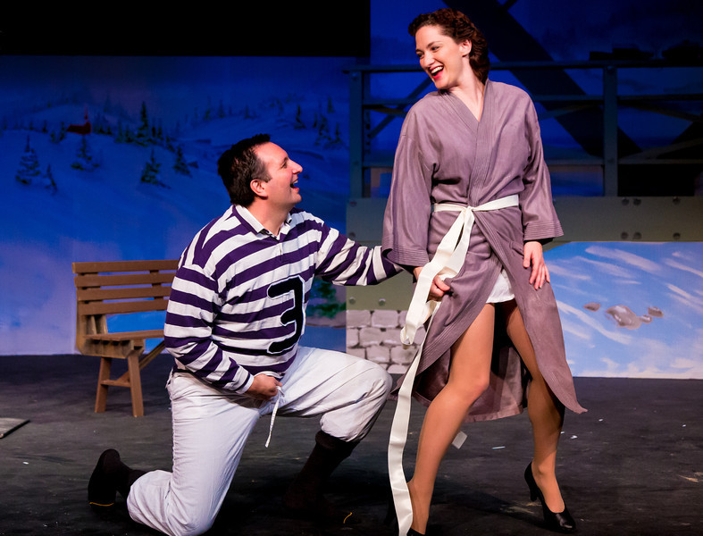 2013 Mansfield Playhouse - It's A Wonderful Life