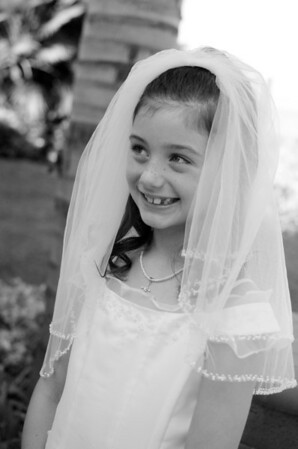 Katie's First Communion