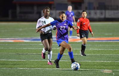Girls Soccer vs Evans 1/6/21