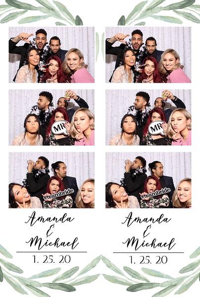 Amanda + Michael