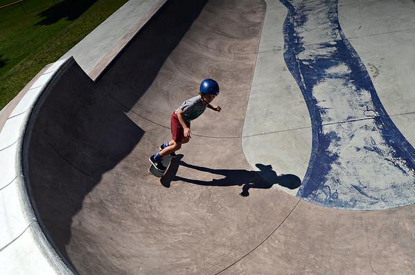 Manchester skate park 082720