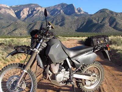 Las Huertas Can.-FR 445 Loop After Work DS Ride  4-15-17