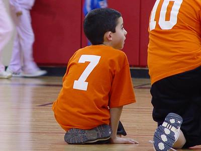 Symon - 1st Grade Basketball Season