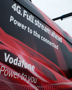 Vodafone upgrade