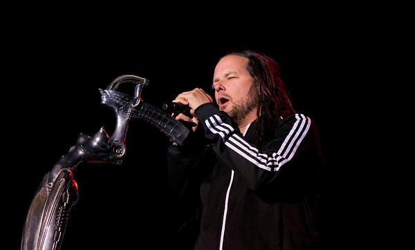 Korn May 15, 2011